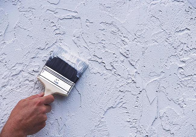 Фасадная акриловая краска