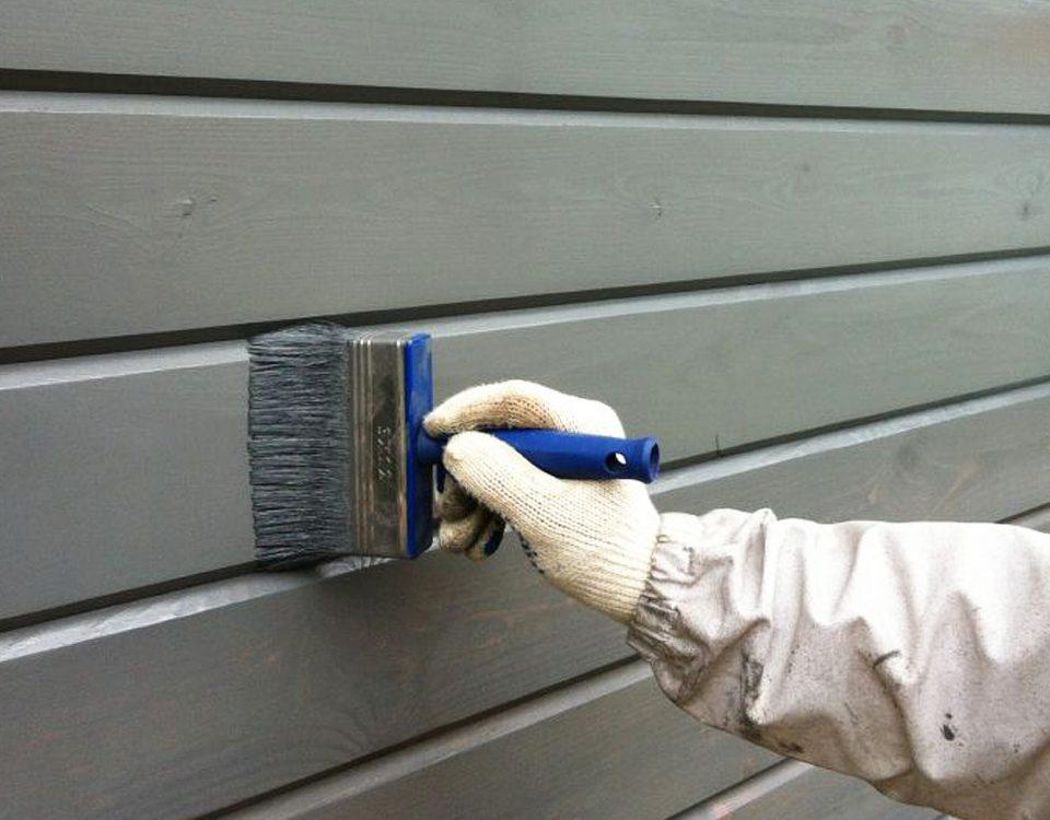 Покраска фасадов lestep